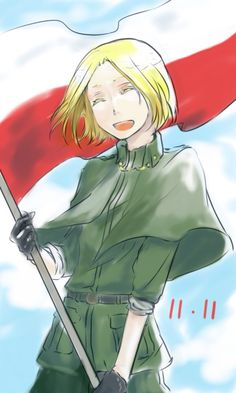 Poland - Hetalia Poland Hetalia, Hetalia Japan, Dennor, Usuk, Hetalia Characters, Valley Girls, Axis Powers, Beautiful Pictures, Guys