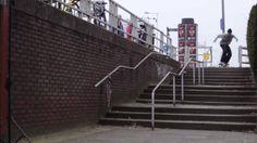 Karsten Kleppan Skate, Stairs, Sport, Sports, Ladders, Deporte, Ladder, Staircases, Exercise