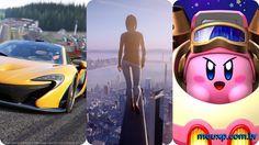 Mirror's Edge e Kirby são os lançamentos de games da Semana ~ MEU XP - Tudo sobre Games, Tecnologia, Animes, Filmes e Séries