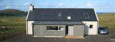 Kilmaluag, Isle of Skye, Dualchas Building Design, Building A House, Modern Cottage, House Extensions, Types Of Houses, My Dream Home, Bungalow, Outdoor Structures, Exterior