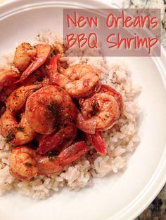 New Orleans BBQ Shrimip