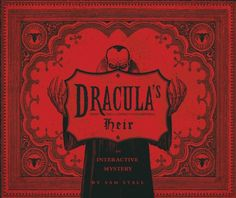 Dracula's Heir | Quirk Books : Publishers & Seekers of All Things Awesome