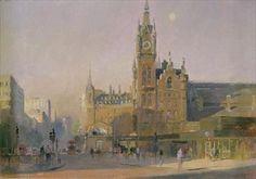 [Chamberlain - Early Morning, Euston Road]