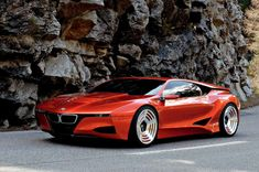 BMW M1 Hommage concept 2008 - Front View