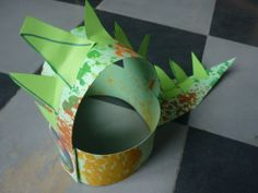 dinosaurus hoedje Dinosaur Crafts, Crafts For Kids, Diy Crafts, Work Inspiration, Fairy Tales, Kindergarten, Monsters, Birthday, Carnival