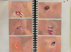 UK-based Rosanna Jones is a 19 year old fashion photography student who has created a series of paintings called 'Skin', and they explore. Painting Inspiration, Art Inspo, Rosanna Jones, Identity Artists, Body Image Art, A Level Art Sketchbook, Sketchbook Ideas, Positive Body Image, Portrait Art