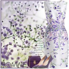 Elegant Romwe by chathurika-gamage on Polyvore featuring мода and SJP