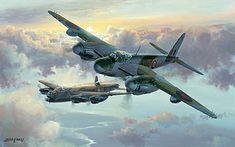 Swa fineart - Original Fine art aviation paintings