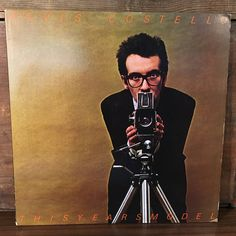 Elvis Costello • This Years Model Vinyl LP 1978 Columbia Records Post Punk Rock…
