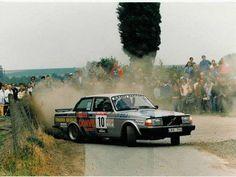 240 rally car