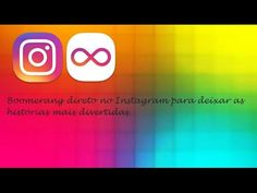 Boomerang direto no Instagram Android ♡ ♥