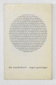 Das Stundenbuch , 1965, Unnumbered pages, 20,5 x 13 cm.