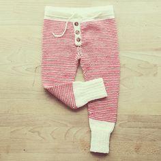 The Candypants Knitting pattern EN by STRIKDET on Etsy