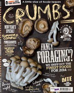 Fancy foraging? #pickupyourcrumbs