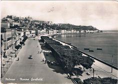 MILAZZO - Marina Garibaldi - 1958
