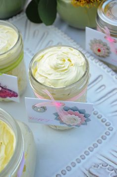 Amazing body butter :) organic and luxurious :)