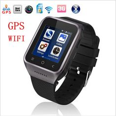 Watches Liberal Smart Watch Men Women Bluetooth Gps Heart Rate Monitor Pedometer Camera Whatsapp Skype Twitter Men Smartwatch For Android Ios