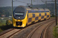 Virm op de IJssellijn , in de buurt van Arnhem.