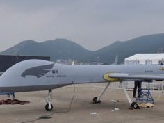 A newer version for China's Wing Loong UAV
