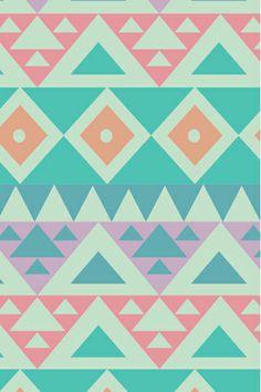 aztec print background | Aztec Design B1A010 | OHOH! Shop