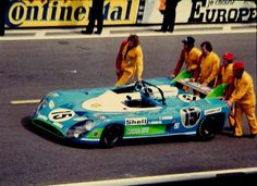 Matra Simca 870 H. Sports Car Racing, F1 Racing, Sport Cars, Motor Sport, Road Racing, Nascar, Sport En France, Alpine Renault, Matra