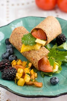 WHY HENRY, We got some Raw food all up in this joint! <3 Raw Food shell wrap link recipes <3