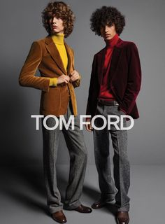 Tom Ford Autumn/Winter 2016 CampaignEssential Homme Magazine: