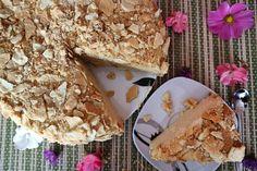 Napoleon Torte – Rezept für leckere russische Schichttorte Napoleon Torte, Napoleon Dessert, British Desserts, Vanilla Recipes, Custard Recipes, Desserts Thermomix, Napoleons Recipe, Elegante Desserts, Easy Strawberry Desserts