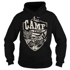 Its a CAMP Thing (Eagle) - Last Name, Surname T-Shirt