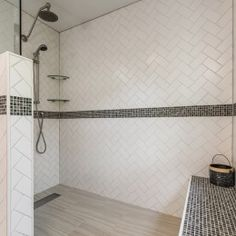 Clearance Metro Subway Tile Bright White 2 X 8 Ceramic Wall 65 Per Square Foot 9 Pieces Tiles And