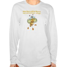 Nurse Earned Her Wings T-shirts and Gifts T Shirt, Hoodie Sweatshirt