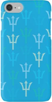 Percy Jackson Inspired Tridents iPhone 7 Cases