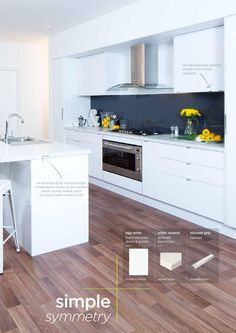 kaboodle kitchen Australian catalogue by DIY Resolutions