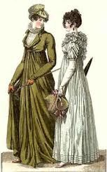 regency riding dress - Google Search