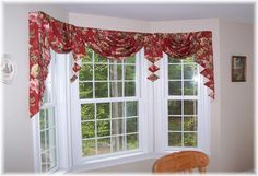 Image detail for -HOW TO HANG SWAG CURTAINS « Blinds, Shades, Curtains