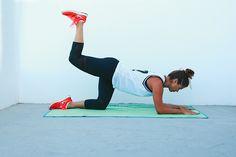 Fitnessübungen – Po & Beine Teil 2 - Berries & Passion