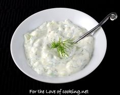 Creamy Cucumber Dill Sauce - great for topping cooked fish! Cucumber Dill Sauce, Dill Sauce For Salmon, Cucumber Tomato Salad, Fish Recipes, Seafood Recipes, Cooking Recipes, My Favorite Food, Favorite Recipes, Salmon Croquettes