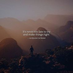 It's never too late to try and make things right. —via http://ift.tt/2eY7hg4