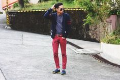 A HINT OF PRIME (by Peejay Almera) http://lookbook.nu/look/4471417-A-HINT-OF-PRIME