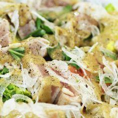 Ensalada templada de Alubias y Atún, por David de Jorge (Robin Food) Robin Food, David, Club, Fields, Bean Salads, Vinegar, Cooking, Preserve, Food Items