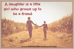 In celebration of  Daughter Week,have a look at this printable #daughterweek #motherdaughter