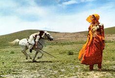 Local dress of Karabagh Ghazni, Afghanistan