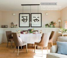 Poltronas decorativas. Veja: http://www.casadevalentina.com.br/blog/detalhes/poltronas-decorativas-3028 #decor #decoracao #interior #design #casa #home #house #idea #ideia #detalhes #details #style #estilo #casadevalentina #cor #color #diningroom #saladejantar