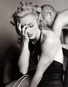 Madonna Erotica Era