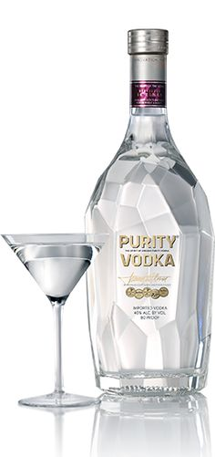 Purity Vodka.
