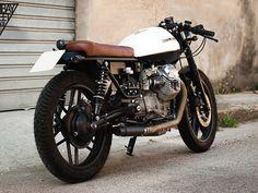 Scrambler Motorcycle, Motorcycles, Moto Guzzi V50, Cafe Moto, Kustom, Custom Bikes, Cool Bikes, Motorbikes, Field Jacket