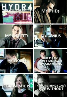 FitzSimmons - its okay, its not like my heart isn't breaking over here T_T