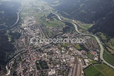 #Flightseeing #Tour #Carinthia #Spittal an der #Drau #Birds #Eye #View @depositphotos #depositphotos #nature #landscape #panorama #austria #season #travel #vacation #holidays #mountains #leisure #sightseeing #beautiful #wonderful #hiking #summer #autumn #green #woods #stock #photo #portfolio #download #hires #royaltyfree