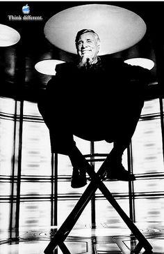 Gene Roddenberry by Macaholic, via Flickr