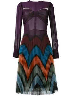 Mary Katrantzou 'Beta' print dress